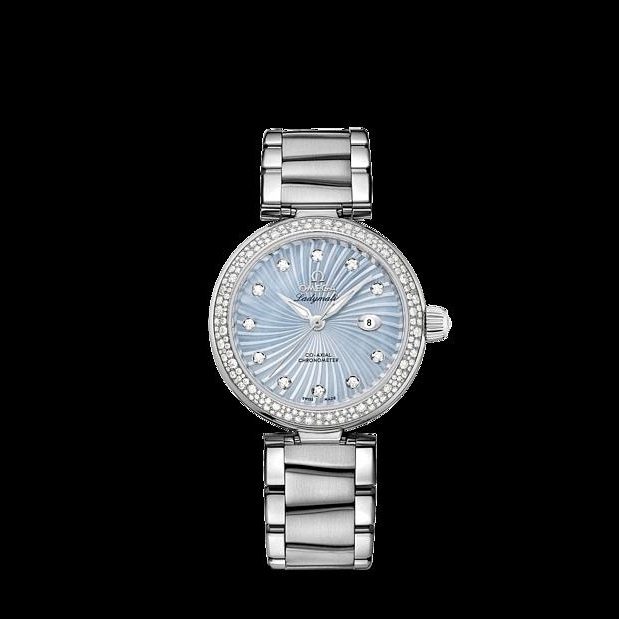 Ladymatic Omega Co-Axial 425.35.34.20.57.002
