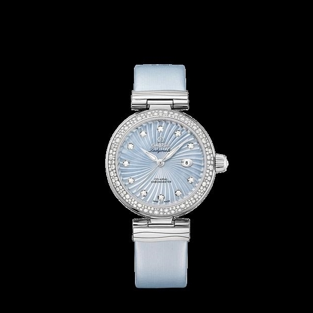 Ladymatic Omega Co-Axial 425.37.34.20.57.002