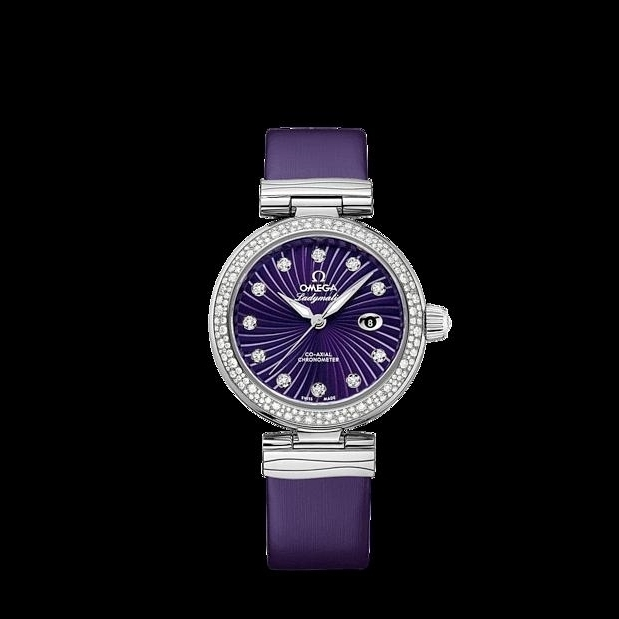 Ladymatic Omega Co-Axial 425.37.34.20.60.001