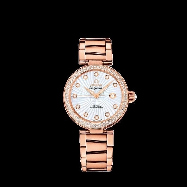 Ladymatic Omega Co-Axial 425.65.34.20.55.003