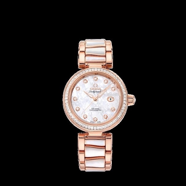 Ladymatic Omega Co-Axial 425.65.34.20.55.007