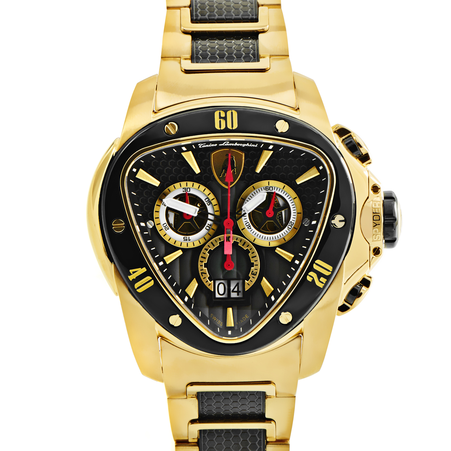 Men's Quartz Spyder Chronograph Watch 1100 1119