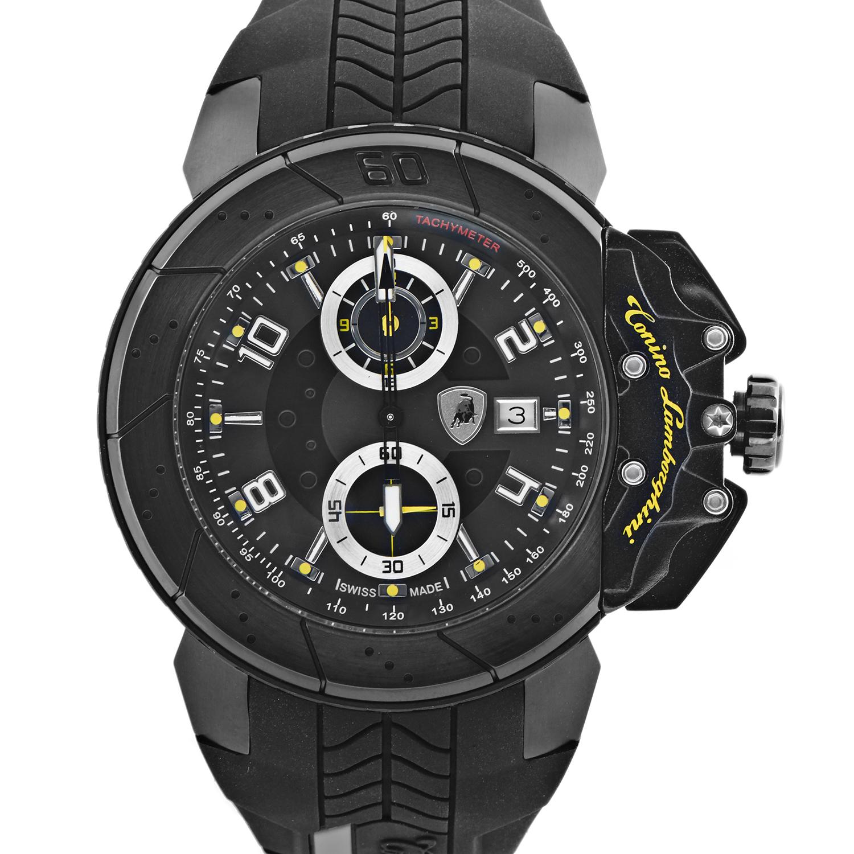 Brake Style Men's Quartz Chronograph Watch B8