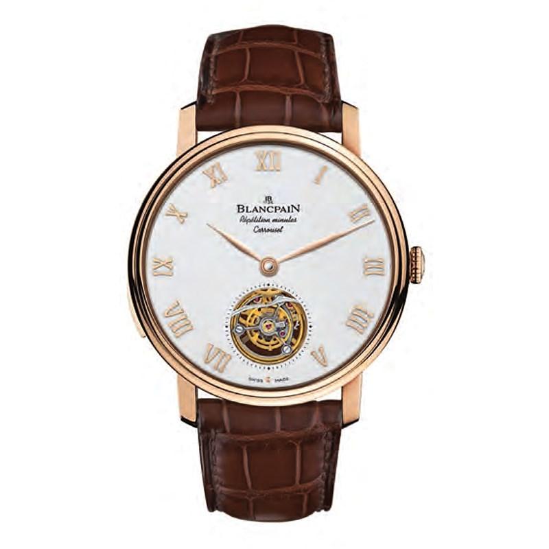 Le Brassus Minute Repeater Carousel 0232-3631-55B