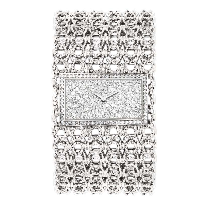 Limelight Couture Précieuse Cuff Watch G0A38211