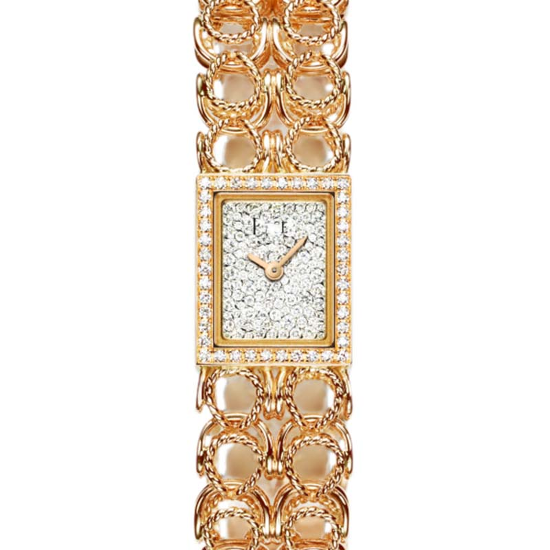 Limelight Couture Précieuse Cuff Watch G0A38214