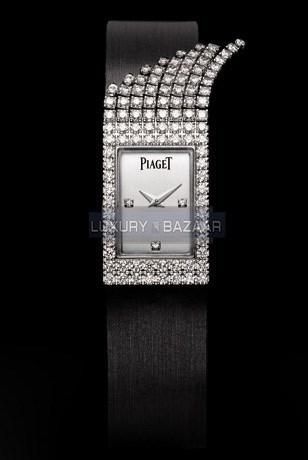 Limelight Fringe Motif Diamond Watch GOA34062