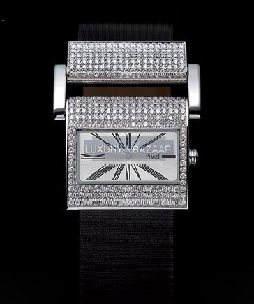 Limelight Miss Protocole XL Diamond Watch GOA34048