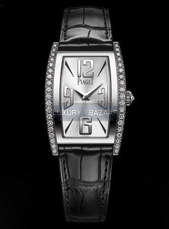 Limelight Tonneau Shaped Diamond Watch GOA35090