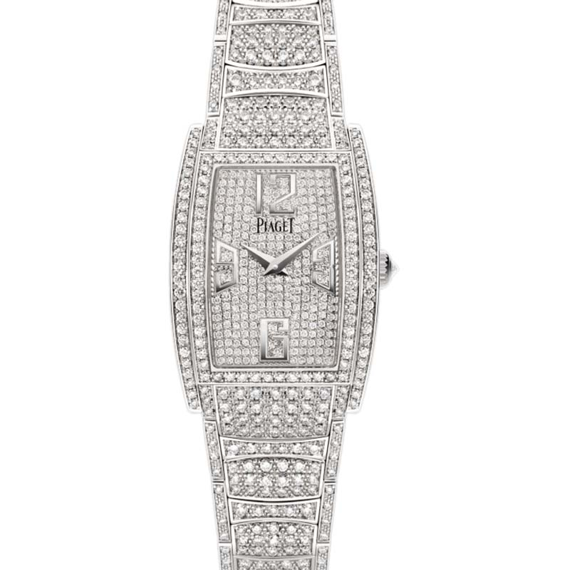 Limelight Tonneau-Shaped Watch G0A38095