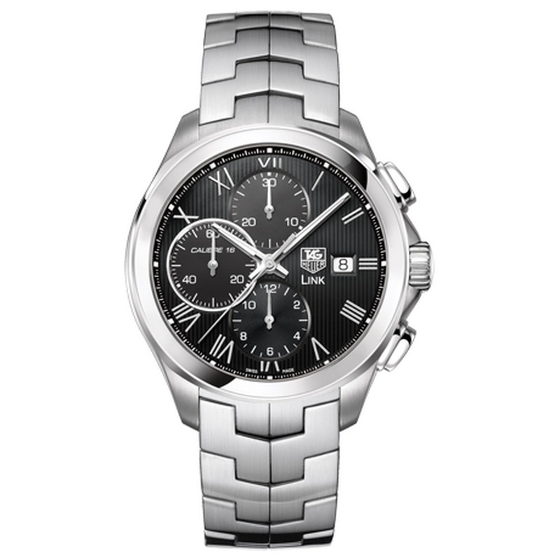 Link Calibre 16 Automatic Chronograph 43 mm CAT2012.BA0952