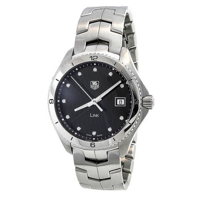 Link Quartz Watch 40 mm WAT1112.BA0950