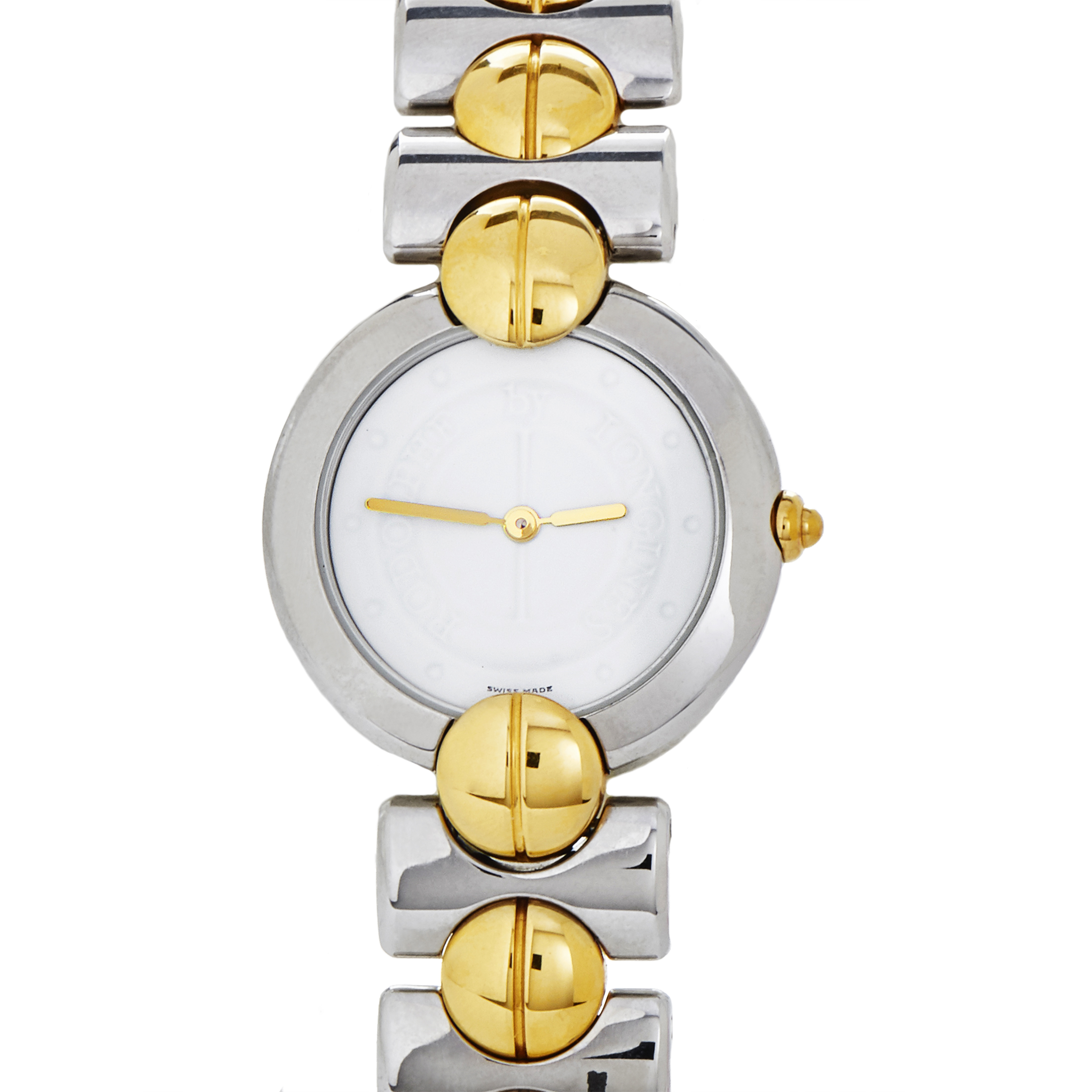 Rodolphe Women's Gold Plated Stainless Steel Quartz Watch L6.1056.3.18.6