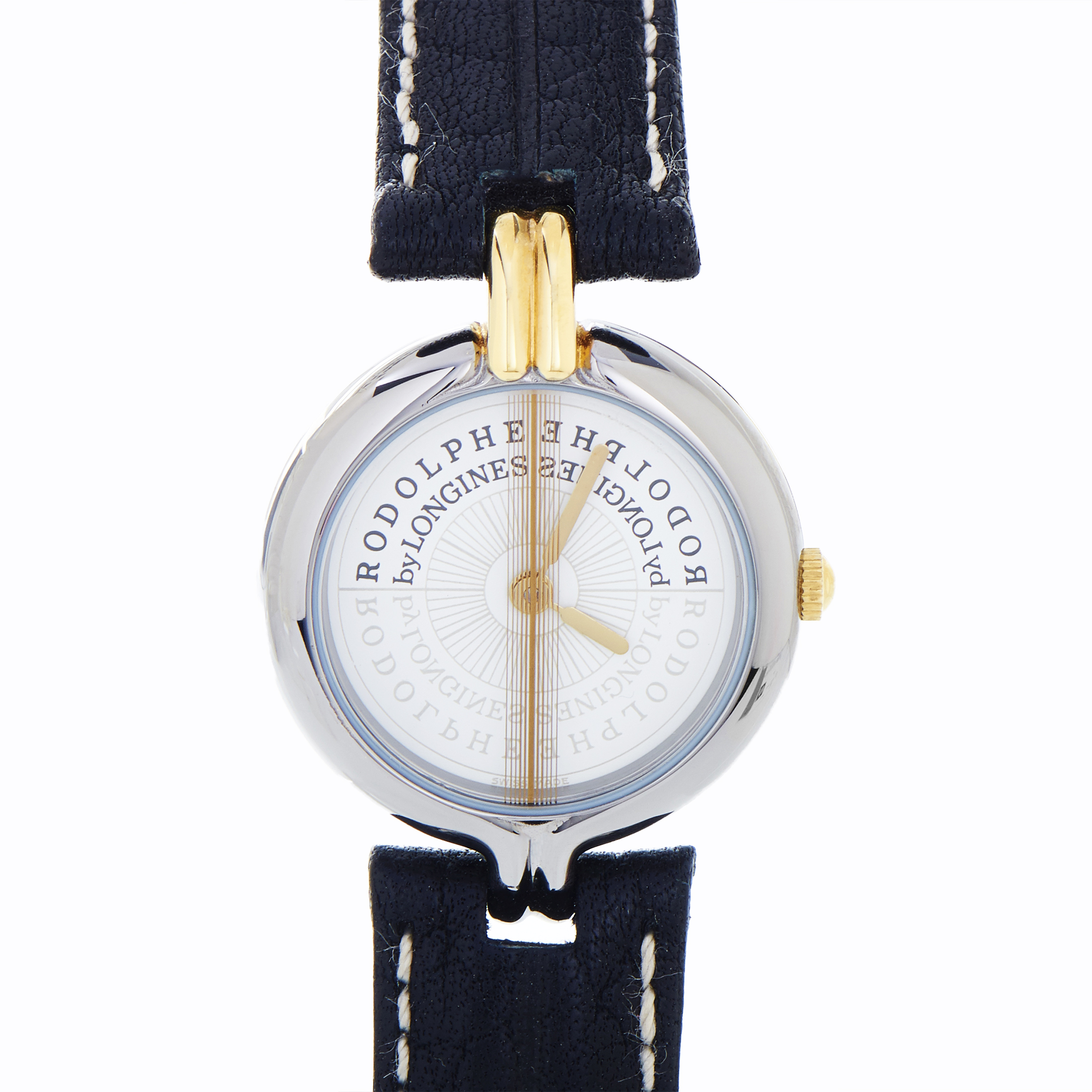 Rodolphe Women's Gold Plated Stainless Steel Quartz Watch L1.392.8.90.4