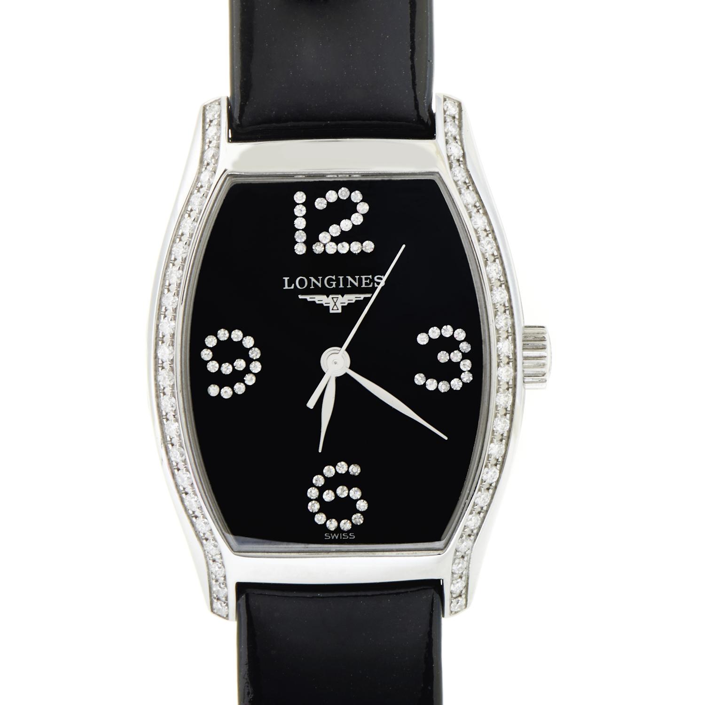 Evidenza Women's Stainless Steel Quartz Watch L2.155.0.57.2