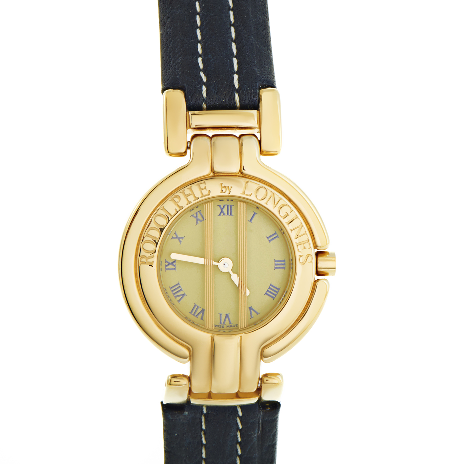 Rodolphe Women's Gold Plated Stainless Steel Quartz Watch L4.292.8.92.1