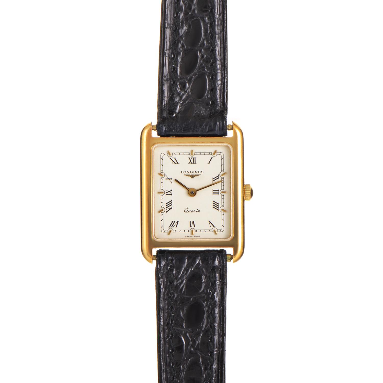 Ladies Stainless Steel Quartz Watch L4.490.8.96.7