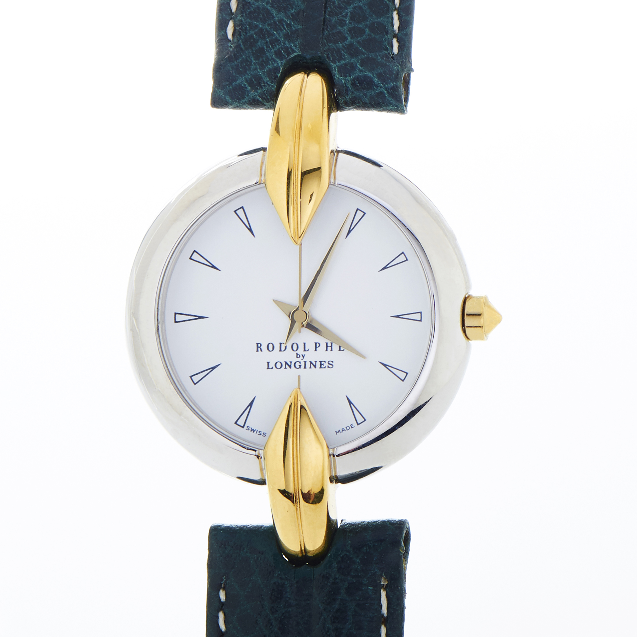 Rodolphe Gold Plated Stainless Steel Women's Quartz Watch L6.105.3.18.3
