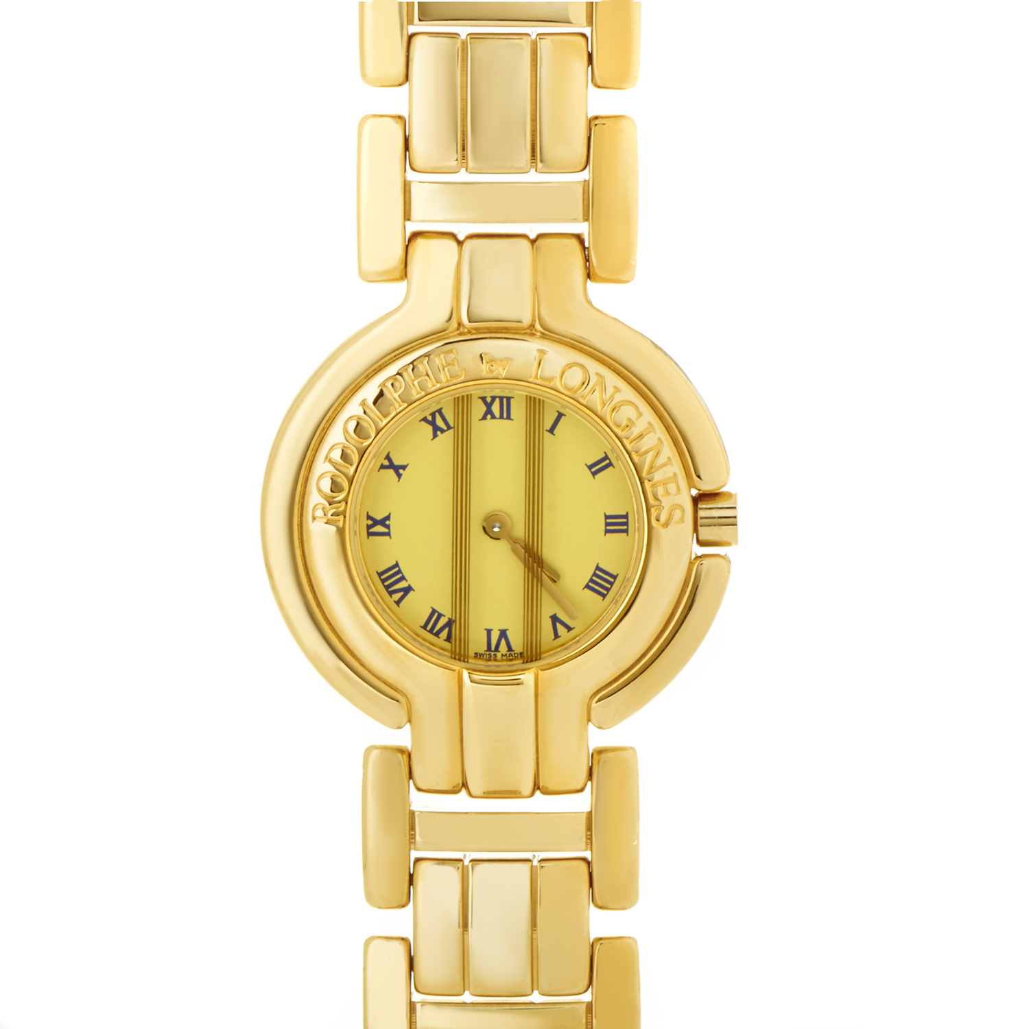 Rodolphe Women's Gold Plated Stainless Steel Quartz Watch L692.633