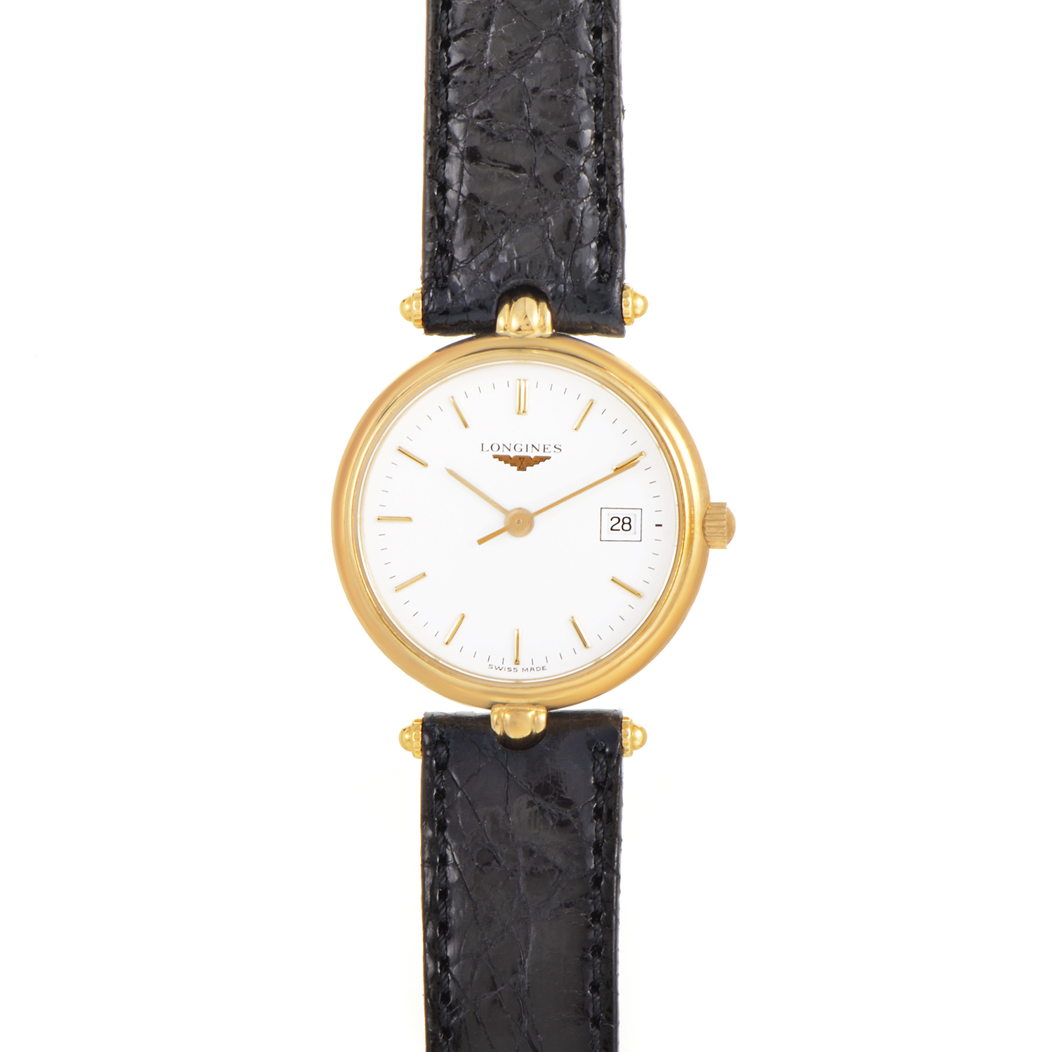 ladies 18K Yellow Gold Quartz Watch L73756122