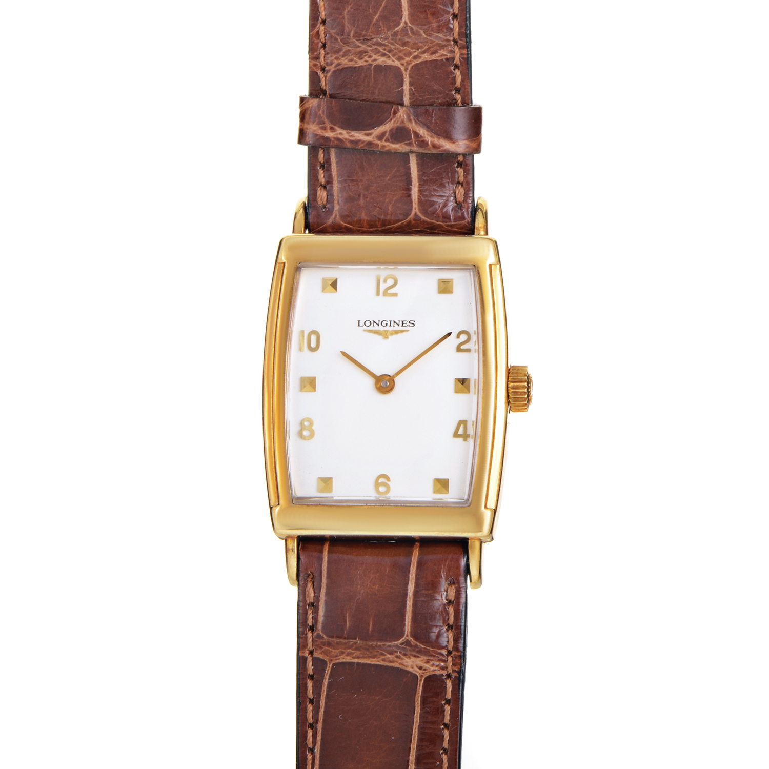 18K Yellow Gold Manual Wind Watch L79806762