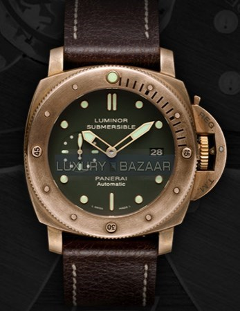 Luminor Submersible 1950 PAM 00382