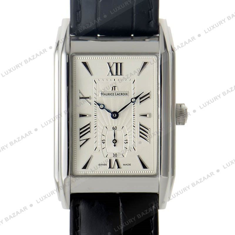 Silver Men's Masterpiece Mechanical Watch