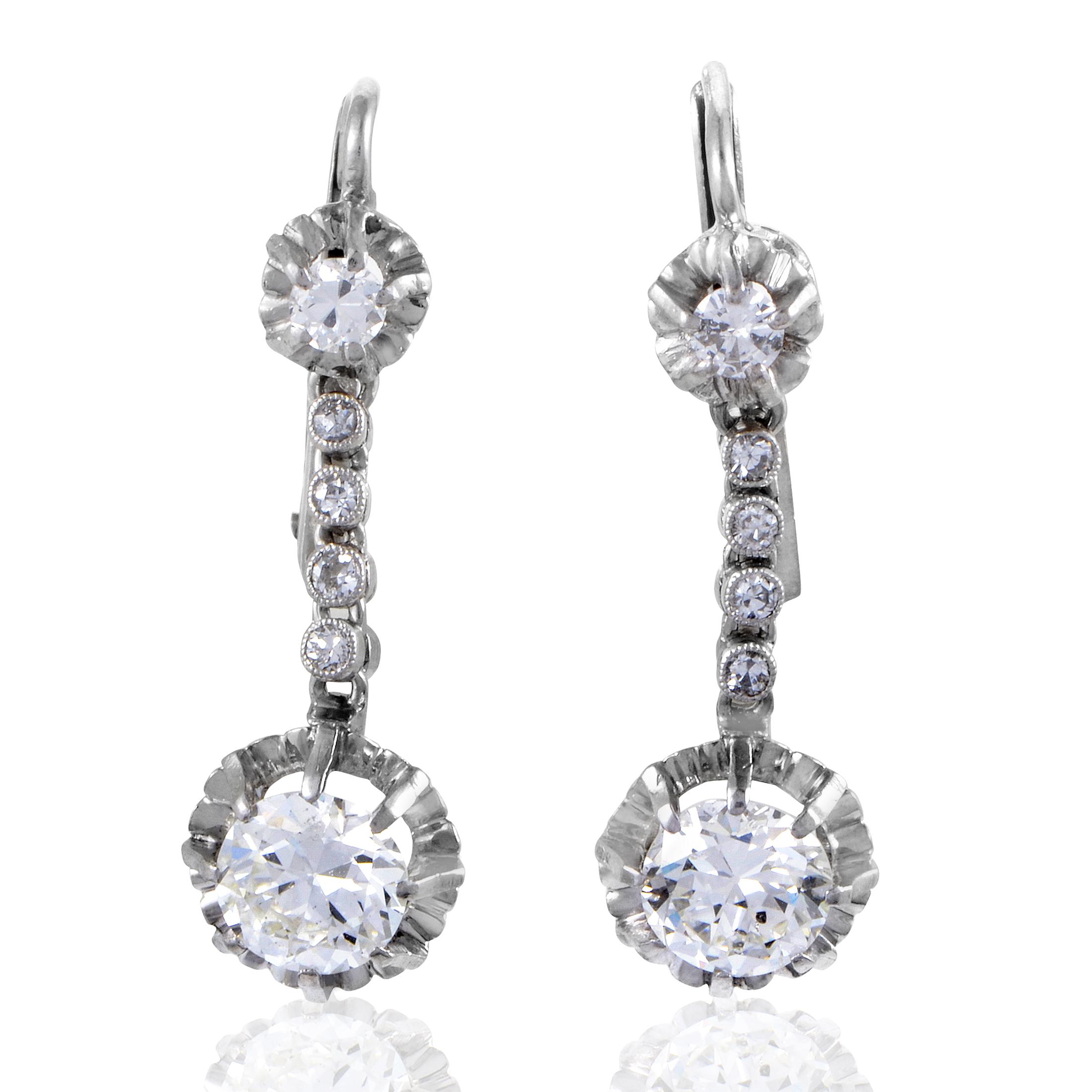 Women's Antique Platinum Diamond Dangle Earrings Md0107753ab. Single Pearl Pendant. Platinum Wedding Rings. Intertwined Engagement Rings. Bulk Crystal Beads. Thick Diamond Band. Chain Medallion. Artisan Bracelet. Sapphire Lockets