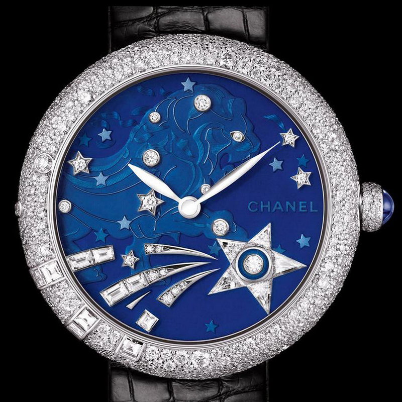 Mademoiselle Privé Jewelry Constellation of Leo MPJCL/WG-1 (White Gold)