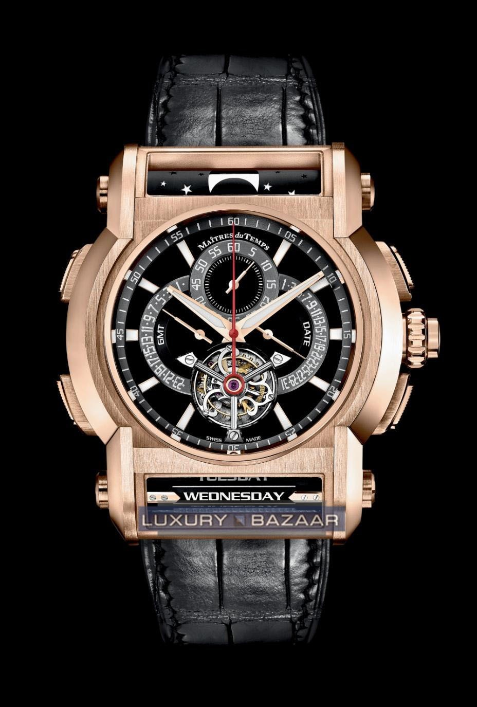 Chapter One Round Toubillon Chronograph C1R.55.2E.22-2