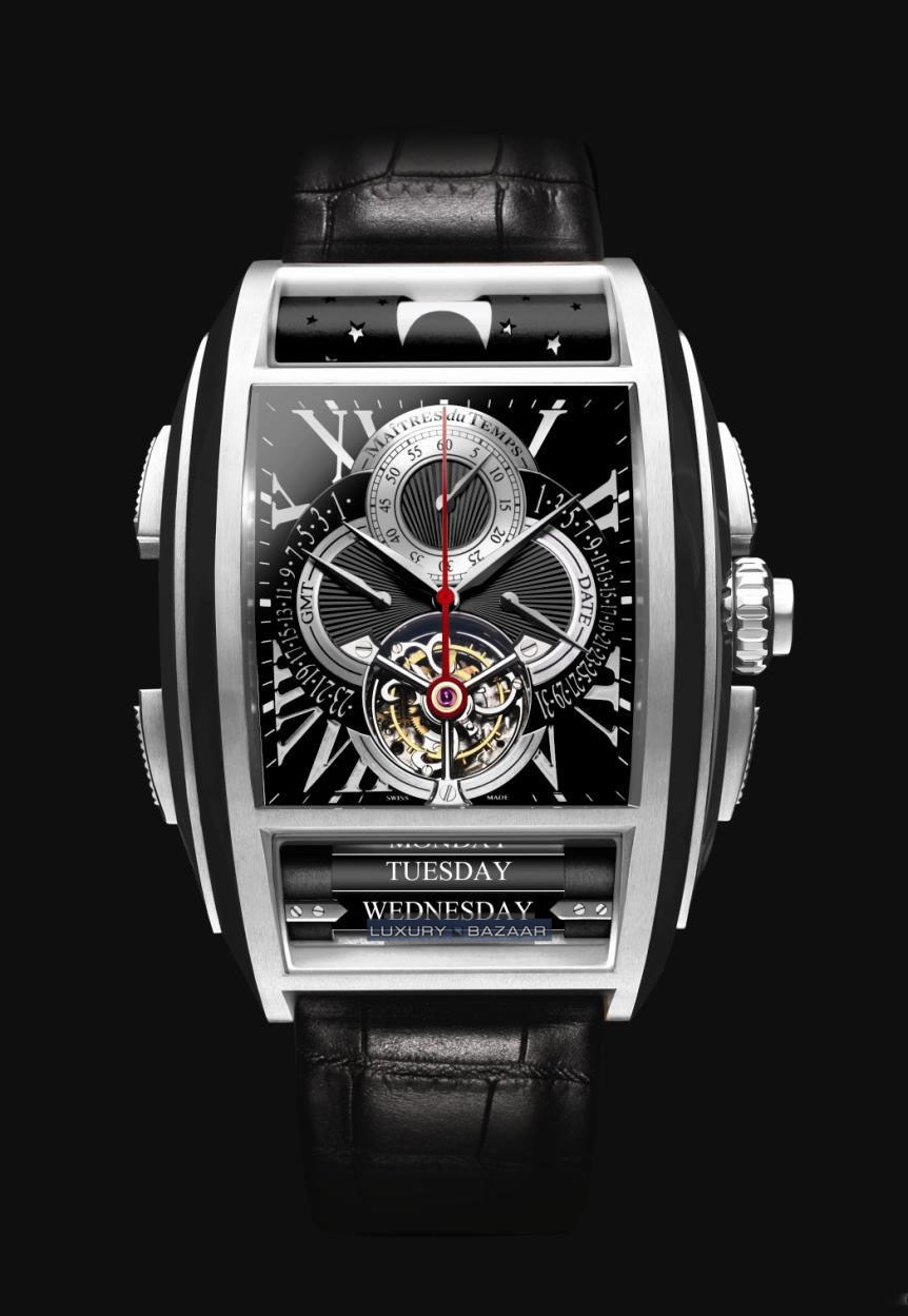 Chapter One Toubillon Chronograph C1T.55.2E.12-0