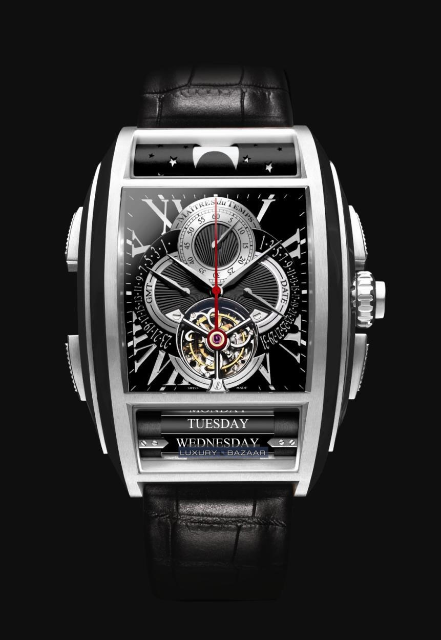 Chapter One Toubillon Chronograph C1T.T0.2E.12-0