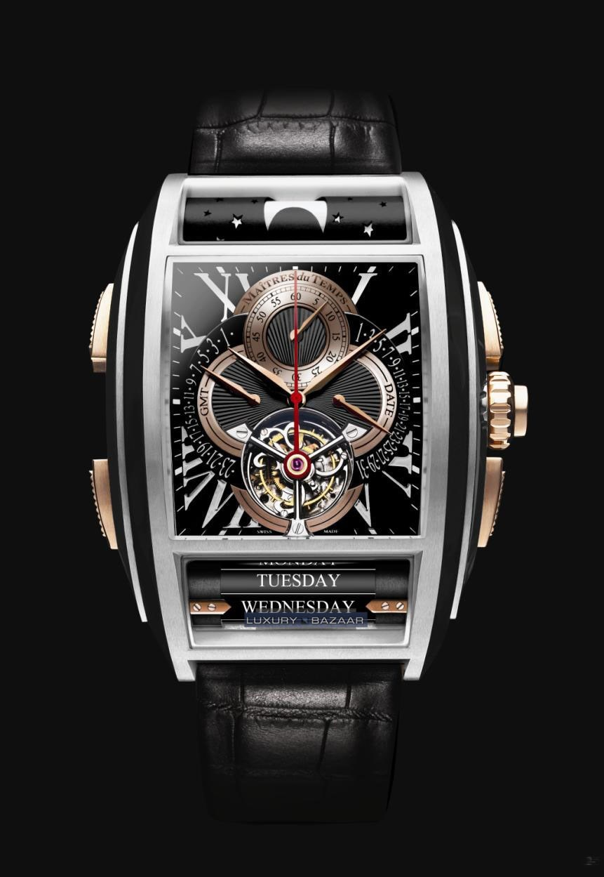 Chapter One Toubillon Chronograph C1T.T5.2E.12-5