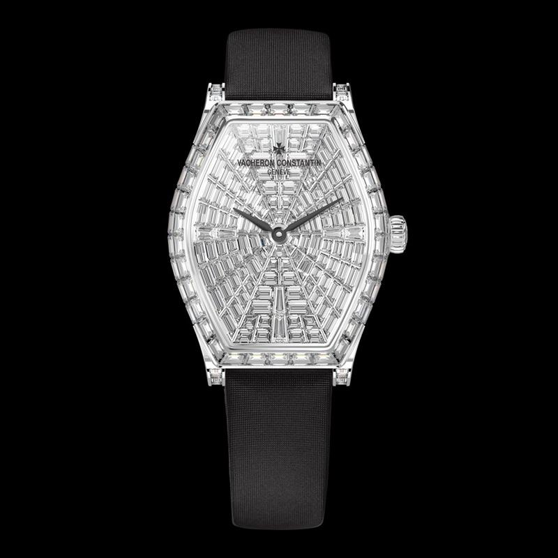 Malte High Jewellery Small Model 81610/000G-B007 (White Gold)