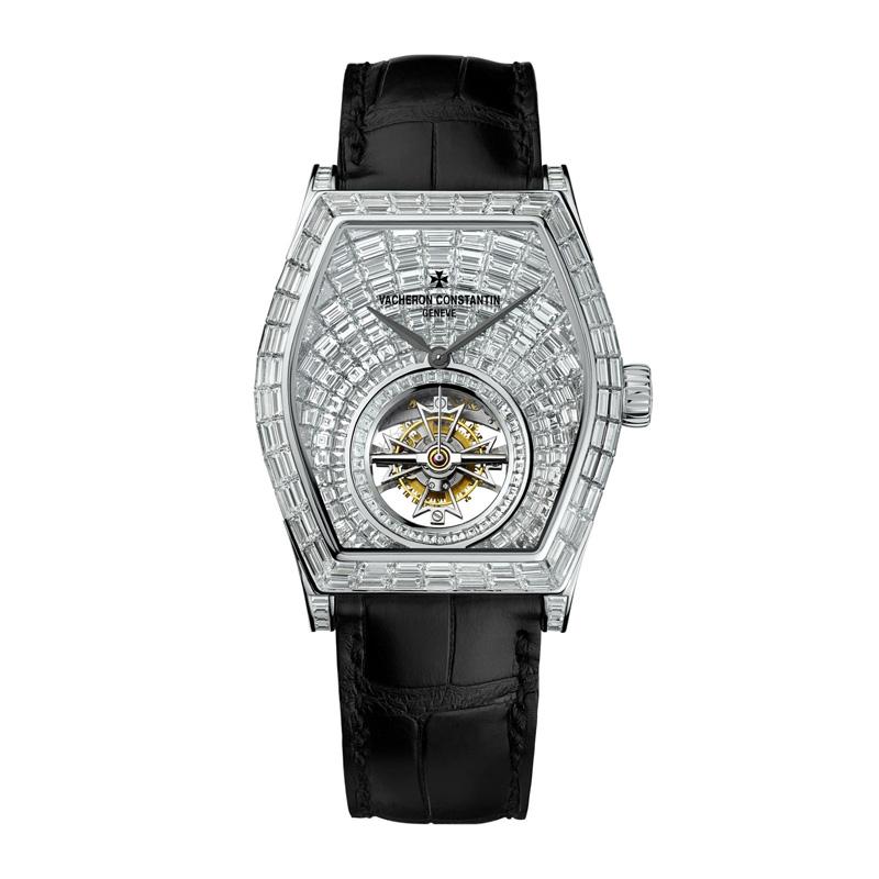 Malte Tourbillon High Jewelry 30630/000G-9899