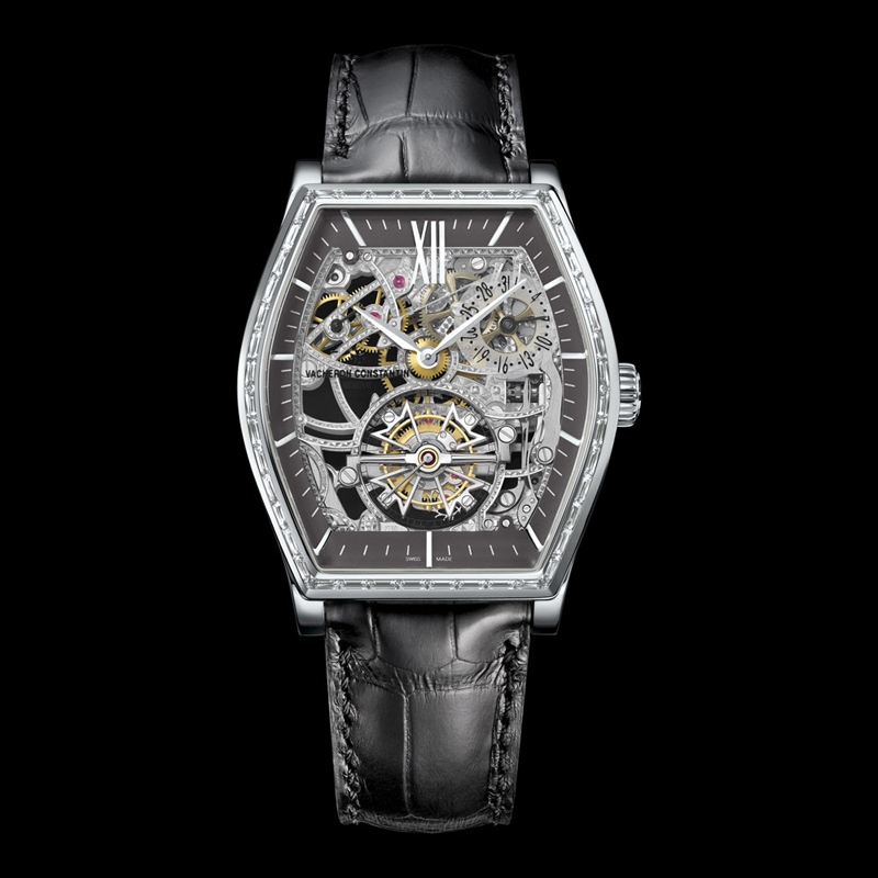 Malte Tourbillon Openworked 30635/000P-9842 (Platinum)