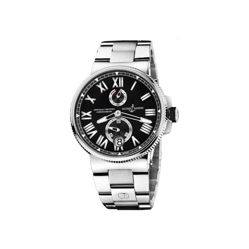Marine Chronometer Manufacture 45mm 1183-122-7/42