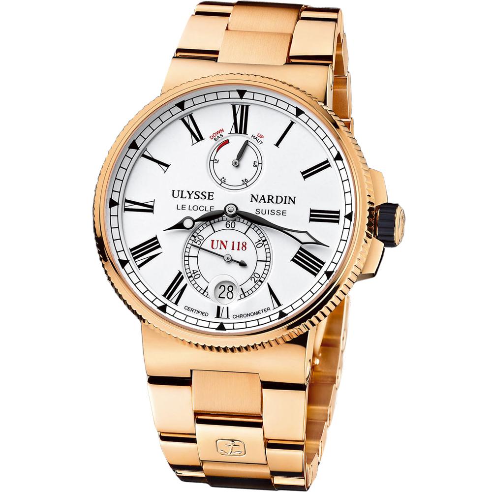 Marine Chronometer Manufacture 45mm 1186-122-8M/40