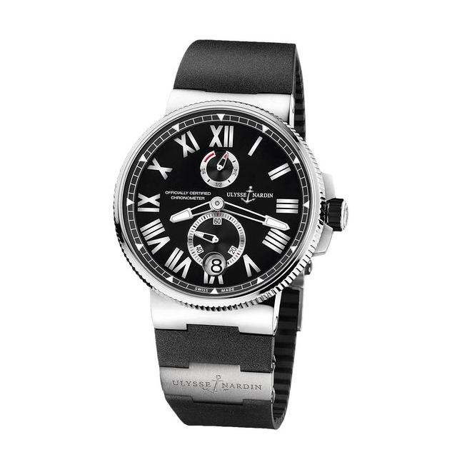 Marine Chronometer Manufacture 43mm 1183-126-3/42