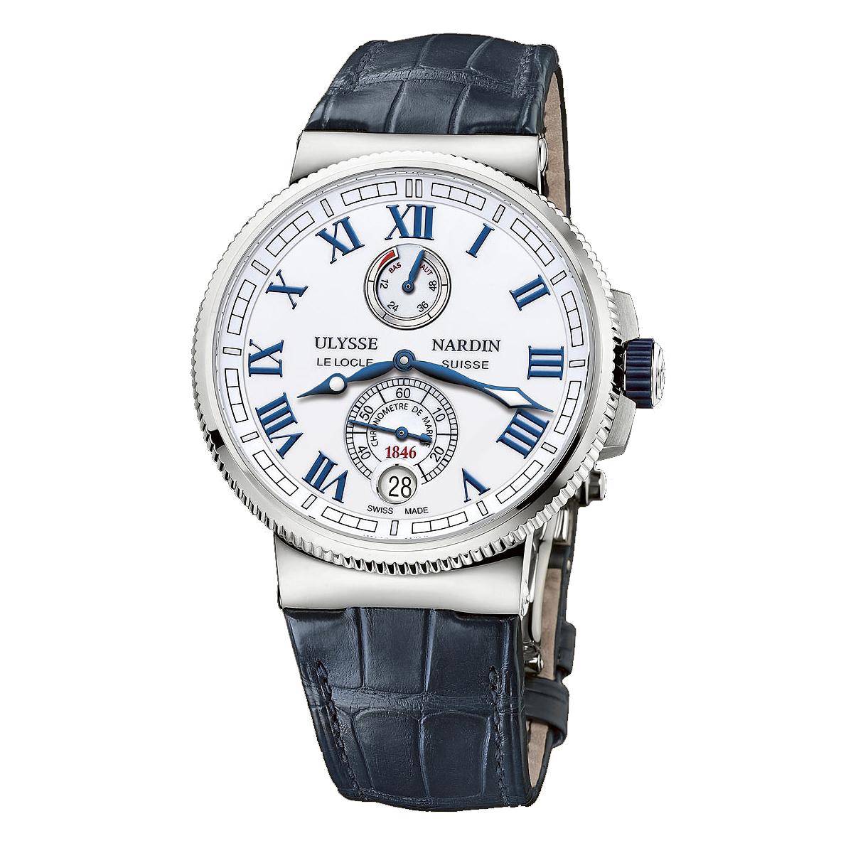 Marine Chronometer Manufacture 43mm 1183-126/40