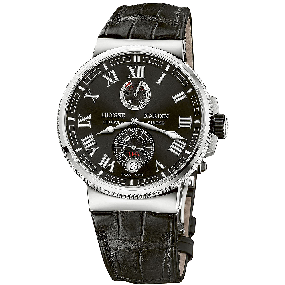Marine Chronometer Manufacture 43mm 1183-126/42