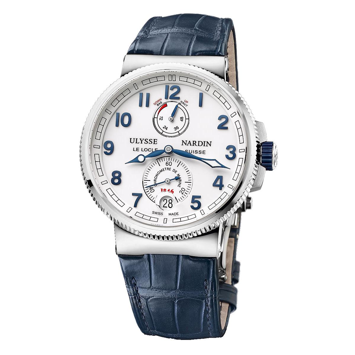 Marine Chronometer Manufacture 43mm 1183-126/60