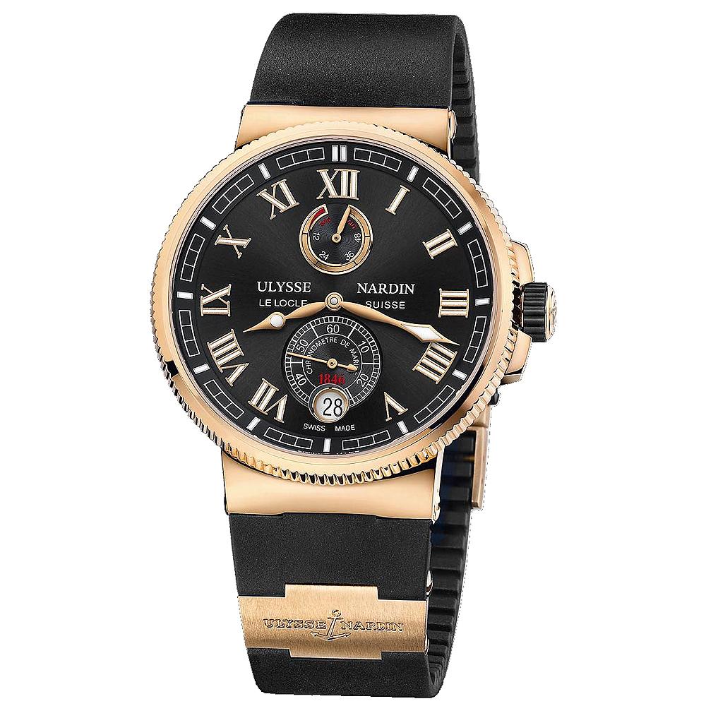 Marine Chronometer Manufacture 43mm 1186-126-3/42