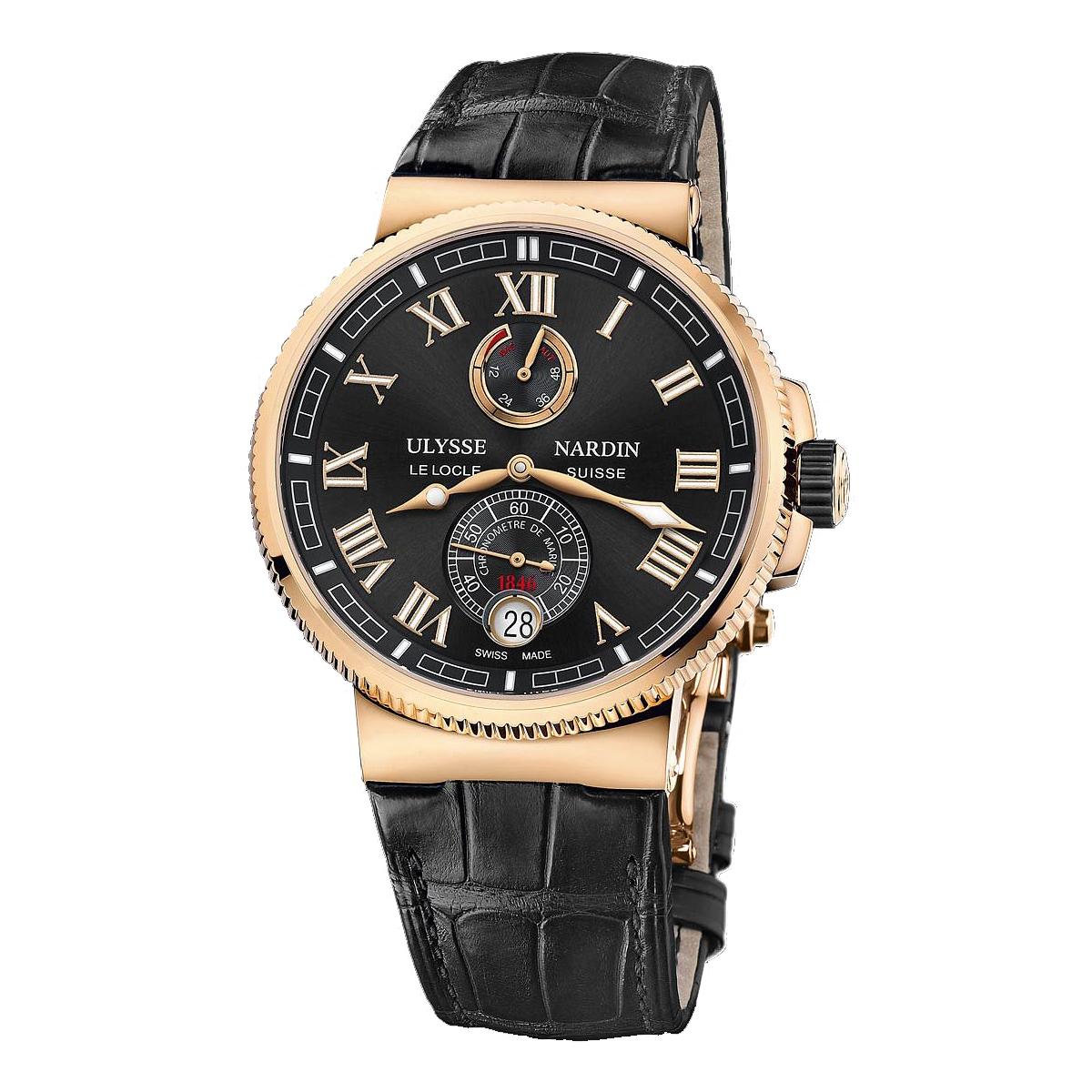Marine Chronometer Manufacture 43mm 1186-126/42