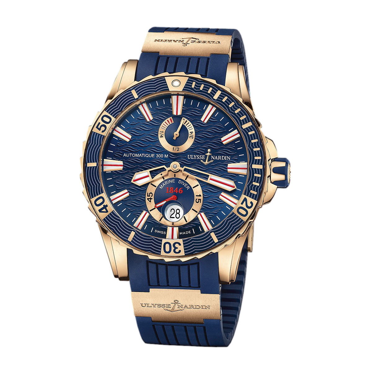 Marine Diver Chronometer 2014 44mm  266-10-3/93