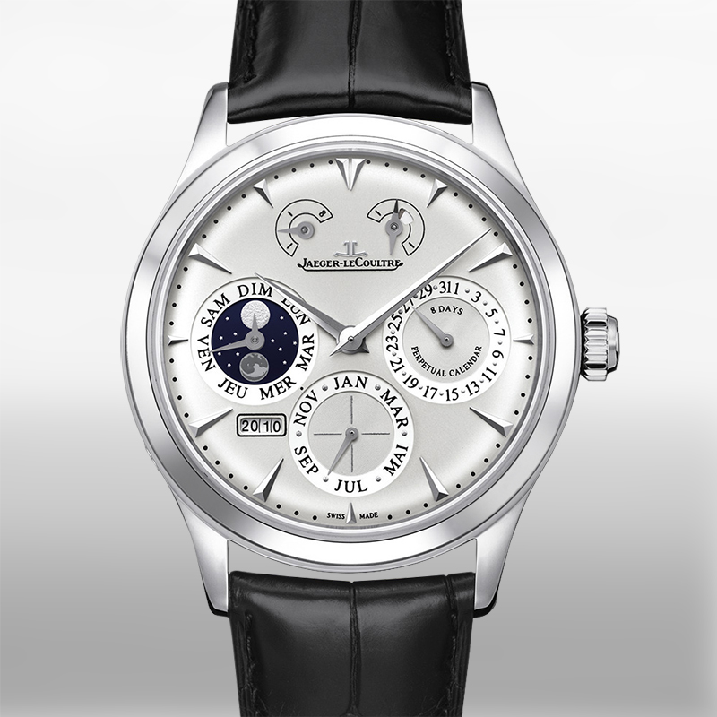 Master Eight Days Perpetual 1618420