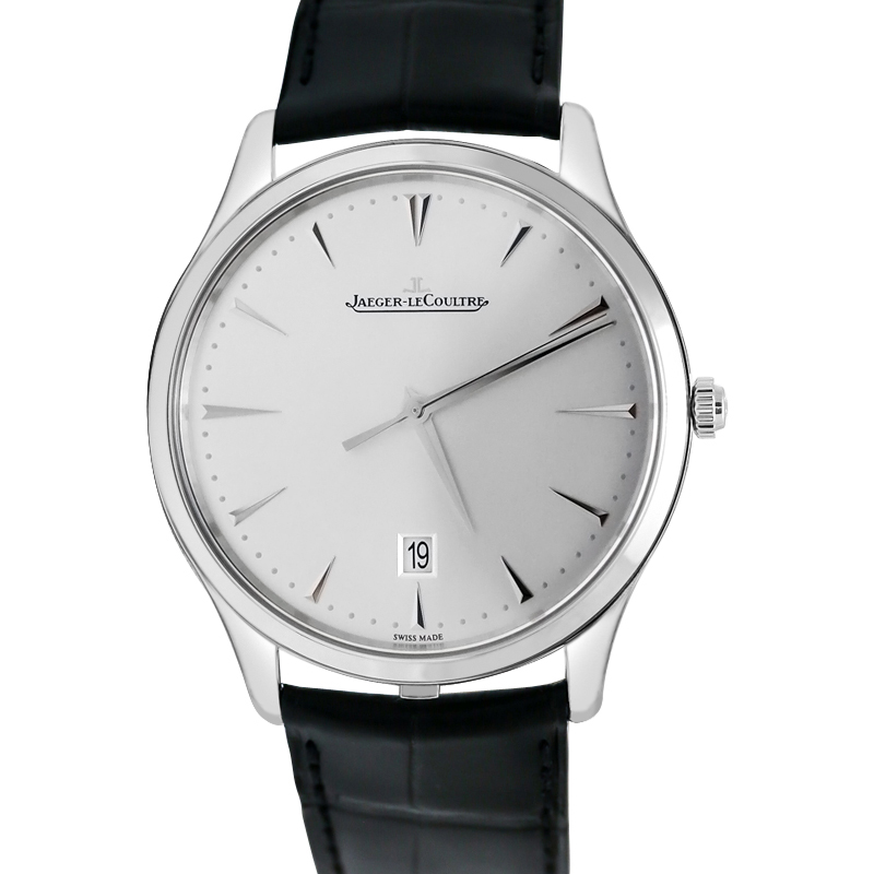 Master Ultra Thin Date 1288420 (Stainless Steel)