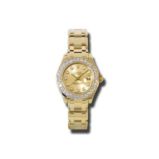 Masterpiece Oyster Perpetual Lady-Datejust Pearlmaster 80298 chd