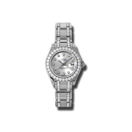 Masterpiece Oyster Perpetual Lady-Datejust Pearlmaster 80299.74949 sd