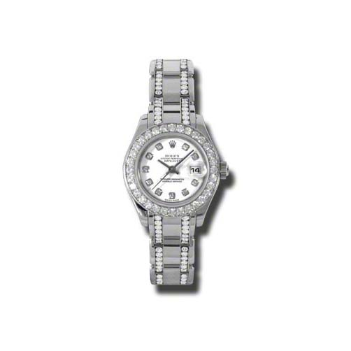 Masterpiece Oyster Perpetual Lady-Datejust Pearlmaster 80299.74949 wd